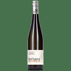 Flasche Weinviertel DAC Hochstrass