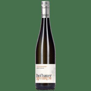Flasche Grüner Sylvaner