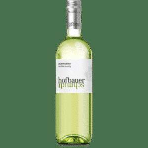 Flasche Grüner Vetliner