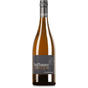 Flasche Roter Veltliner Orange Wine
