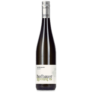 Flasche Weissburgunder Klassik