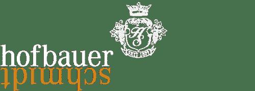 Logo Hofbauer Schmidt