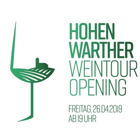Weintour Opening