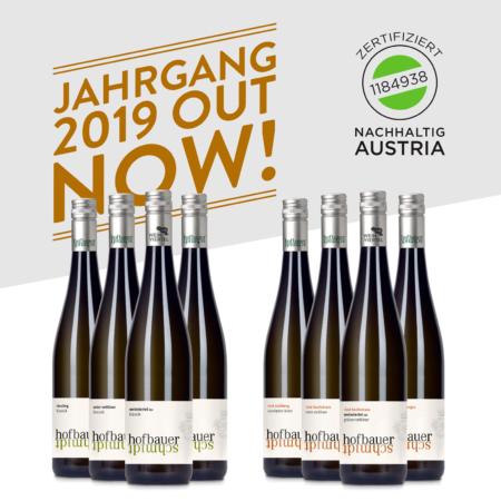 Neuer Weinjahrgang 2019