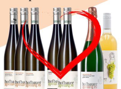 Weinpaket zum Verlieben