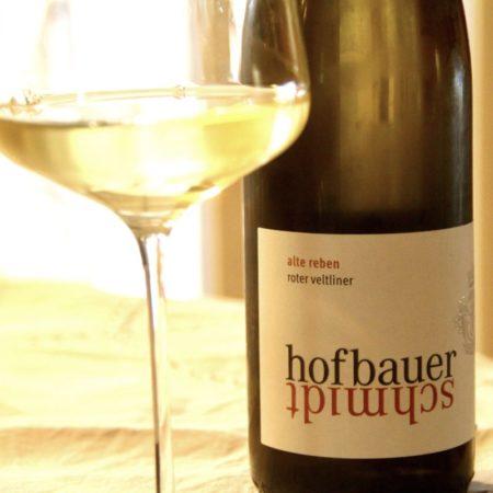 Klaus Egles Wein der Woche: Roter Veltliner Alte Reben 2019