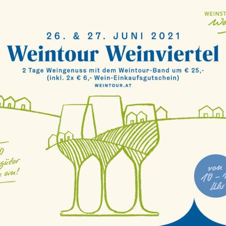 Weintour Weinviertel 2021